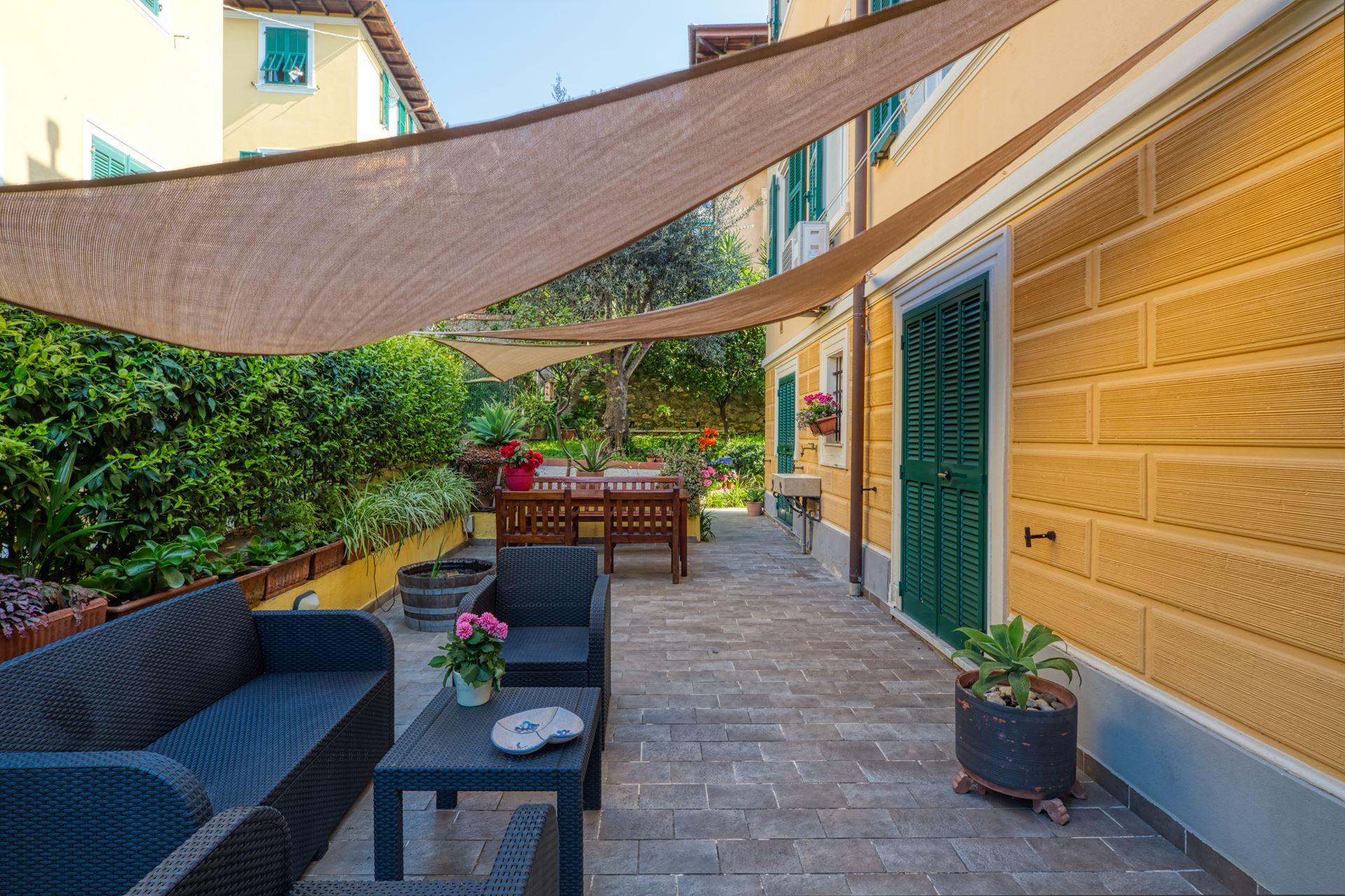 La Locanda Villa Moderna a Genova Nervi